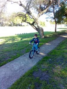 Liam_bike_ride_Pinelands