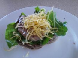 Healthy Low Carb Hamburger